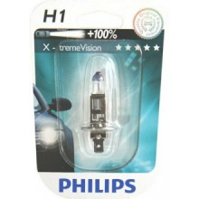 BEC FAR H1 55W 12V X-TREME VISION PHILIPS-12258 XVB1