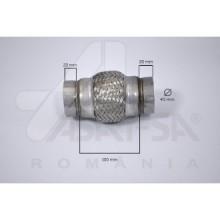 RACORD FLEXIBIL 45x100 MM-62065