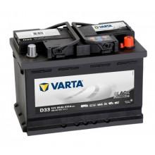 Acumulator auto Varta Promotive Black D33 12V 66AH 510Aen 566047051 A742