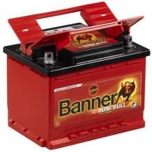 Acumulator auto Banner Uni Bull 50 300 12V 69AH 520Aen