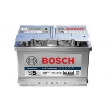 Acumulator auto Bosch S5 12V 70Ah 650Aen 0092S5E080