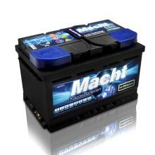 Acumulator auto Macht M-Tronic 12V 74AH 630Aen 3 ani garantie