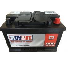 Acumulator auto Monbat Dynamic 12V 75AH 710Aen