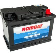 Acumulator auto Rombat Cyclon 12V 77AH 640Aen