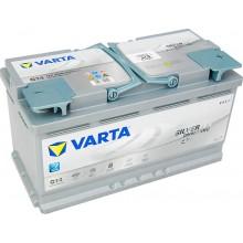 Acumulator auto Varta Silver Dynamic AGM G14 12V 95AH 850Aen 595901085 D852