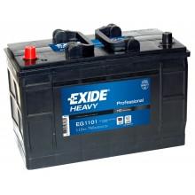 Acumulator auto Exide Professional EG1101 12V 110AH 750Aen