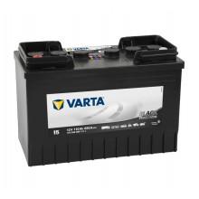 Acumulator auto Varta Promotive Black I5 12V 110AH 680Aen 610048068 A742