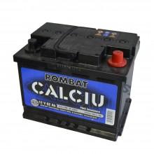 Acumulator auto Rombat Calciu 12V 62AH 510Aen