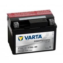 Baterie moto Varta Powersports AGM 12V 3AH YT4L-BS YT4L-4 503014003