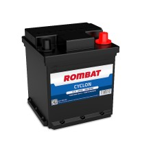 Baterii auto Rombat Cyclon 12V 40AH 390Aen