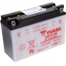 Baterie moto Yuasa 12N12-3B 12V 12AH