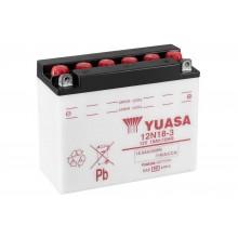 Baterie moto Yuasa 12N18-3 12V 18AH