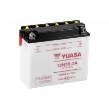 Baterie moto Yuasa 12N7B-3A 12V 7AH