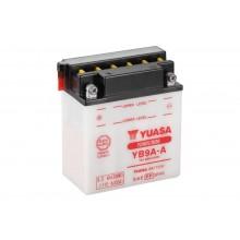 Baterie moto Yuasa YB9A-A 12V 9Ah