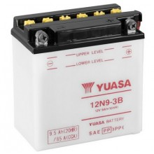 Baterie moto Yuasa 12N9-3B 12V 9AH