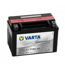 Baterie moto Varta Powersports AGM 12V 8AH YTX9-BS, YTX9-4 508012008 A514