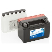 Baterie moto Exide AGM 12V 8AH ETX9-BS, YTX9-BS, YTX9-4