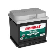 Baterii auto Rombat Tornada 12V 40AH 390Aen