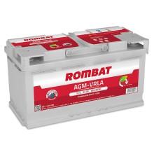 Baterii auto Rombat AGM VRLA 12V 92AH 850Aen