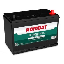 Baterii auto Rombat Tornada Asia 12V 100AH 750Aen borna normala