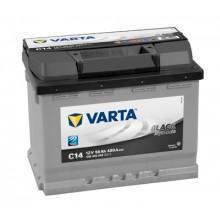 Baterii auto Varta Black Dynamic C14 12V 56AH 480Aen 556400048 3122