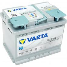 Baterii auto Varta Silver Dynamic AGM D52 12V 60AH 680Aen 560901068 D852