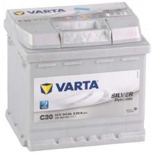 Baterii auto Varta Silver Dynamic C30 12V 54AH 530Aen 554400053 3162
