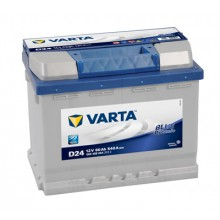 Baterii auto Varta Blue Dynamic D24 12V 60AH 540Aen 560408054 3132