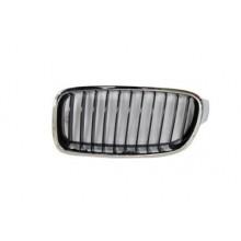 Grila radiator, crom-negru STG. BMW 3 F30 10-2011