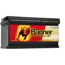 Acumulator auto Banner Running Bull AGM 592 01 12V 92AH 850Aen