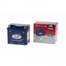 Baterie moto Landport Gel 12V 5.5AH GTX5L-BS, YTX5L-4, YTX5L-BS