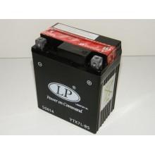 Baterie moto Landport 12V 6AH YTX7L-BS, YTX7L-4