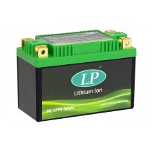 Baterie moto Landport ML LFP 9 36Wh 12V Lithium Ion Ultra Lightweight Motorcycle Battery YTX9-BS