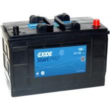 Baterii camion Exide StartPro EG1100 12V 110AH 750Aen