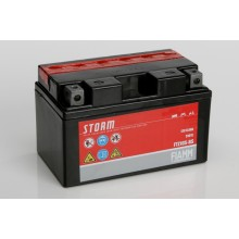 Baterie moto Fiamm Storm AGM 12V 8.6AH FTZ10S-BS, YTZ10S-BS, TTZ10S-BS