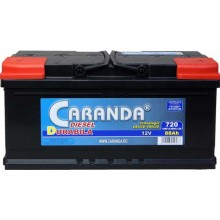 Baterii auto Caranda Durabila 12V 88AH 720Aen