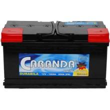 Baterii auto Caranda Durabila 12V 100AH 800Aen
