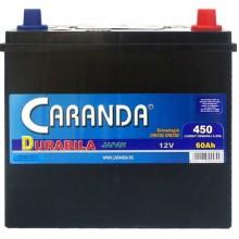 Baterii auto Caranda Durabila 12V 60AH 450Aen asia borna normala