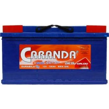 Baterii auto Caranda Durabila Top 12V 100AH 900Aen