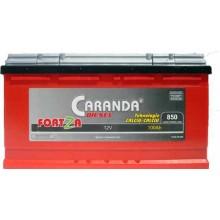Baterii auto Caranda Fortza 12V 100Ah 850Aen