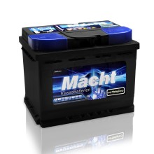 Baterii auto Macht M-Tronic 12V 63AH 600Aen 3 ani garantie
