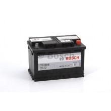 Baterii camion Bosch T3 12V 66AH 510Aen 0092T30080