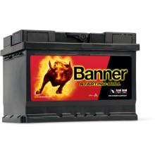 Baterii auto Banner Starting Bull 555 19 12V 55AH 450Aen