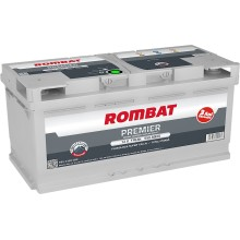 Baterii auto Rombat Premier 12V 110AH 950Aen 3 ani garantie