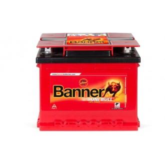 Baterii auto Banner Uni Bull 50 100 12V 47Ah 390Aen