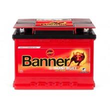 Baterii auto Banner Uni Bull 50 200 12V 58Ah 450Aen