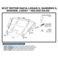 SCUT MOTOR METALIC LOGAN II, SANDERO II, DOKKER, LODGY