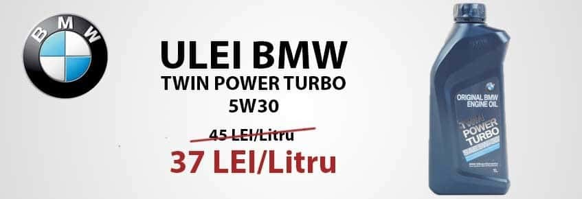 Ulei BMW Twin Power Turbo 5W30