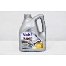 MOBIL SUPER 3000 X1 5W-40 5W-40 4L