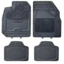Set covorase PRECISION pentru RENAULT Material: PVC -100% reciclabil combinat cu material textil